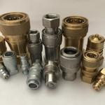 Fabrica engate rápido hidráulico